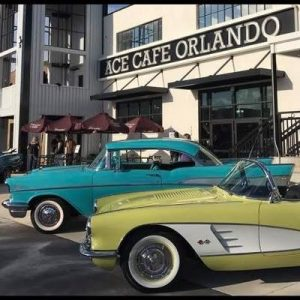 The All New Ace Car Cafe In Orlando Exclusive Villa In Orlando Florida - Ace cafe orlando car show